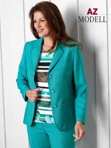 AZ-Modell Blazer Kombination in Jade bei Bernhardt