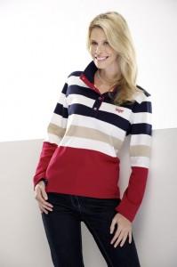 Feminines Damen Sweatshirt von HS Navigazione online bei Bernhardt Moden