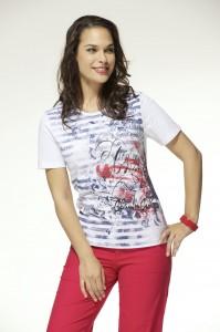 Hübsches Damen T-Shirt von HS Navigazione bei Bernhardt Moden online