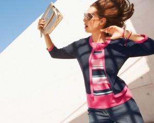 Schöner maritimer Damen Pullover von Rabe online bei Bernhardt Moden